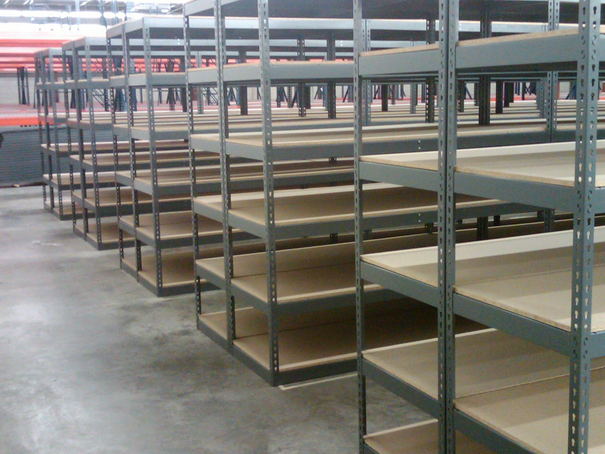 Shelving Installation, Warehouse Storage Installation