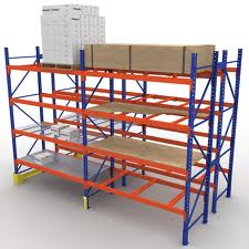 Pallet Rack, Pallet Racking and Wire Decks