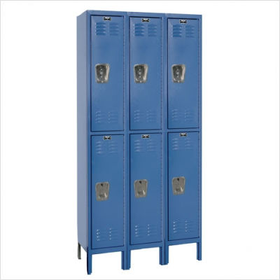 Lockers, Hallowell Lockers