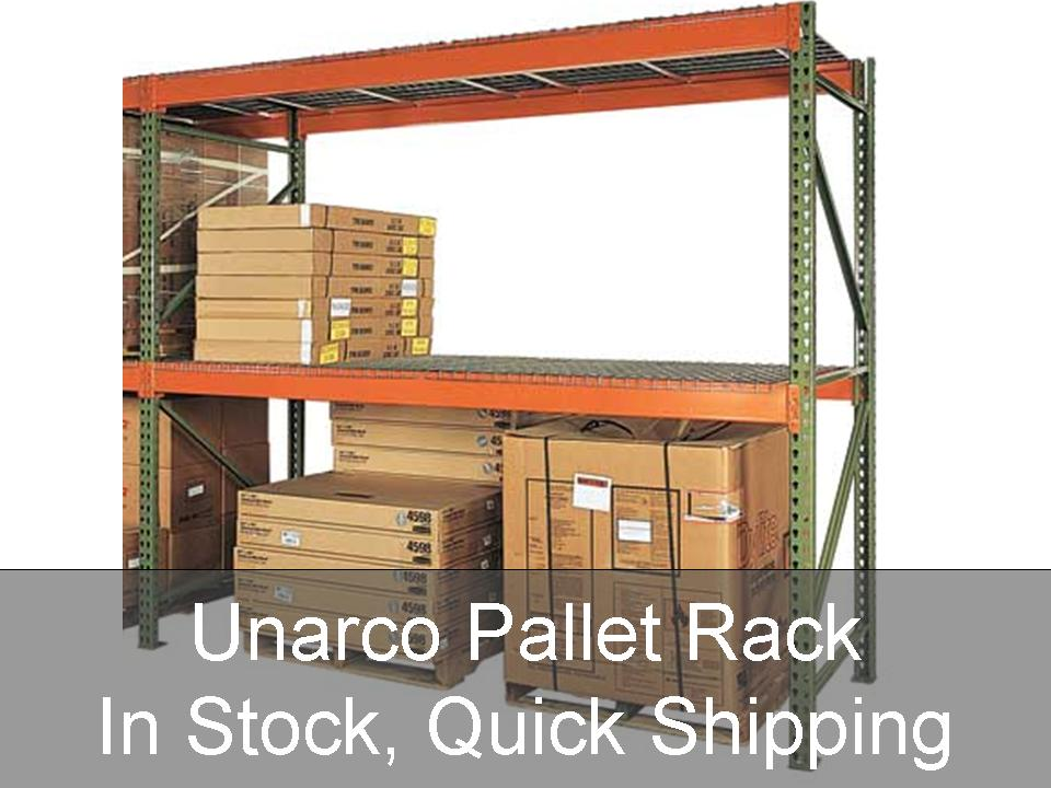 Pallet Rack in Stock Texas