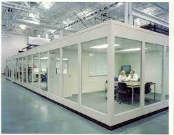 In Plant, Modular Offices